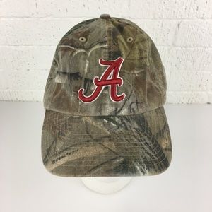 University of Alabama camp fitted hat
